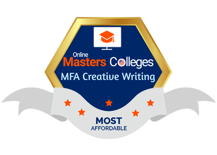 Online MFA Creative Writing Affordable Seal